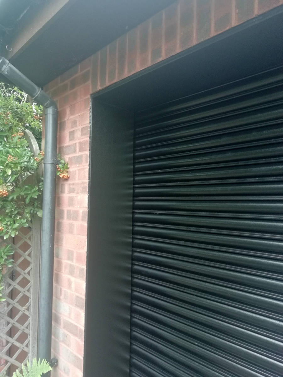 An image of High Security Steel Roller Garage Doors Offer goes here.