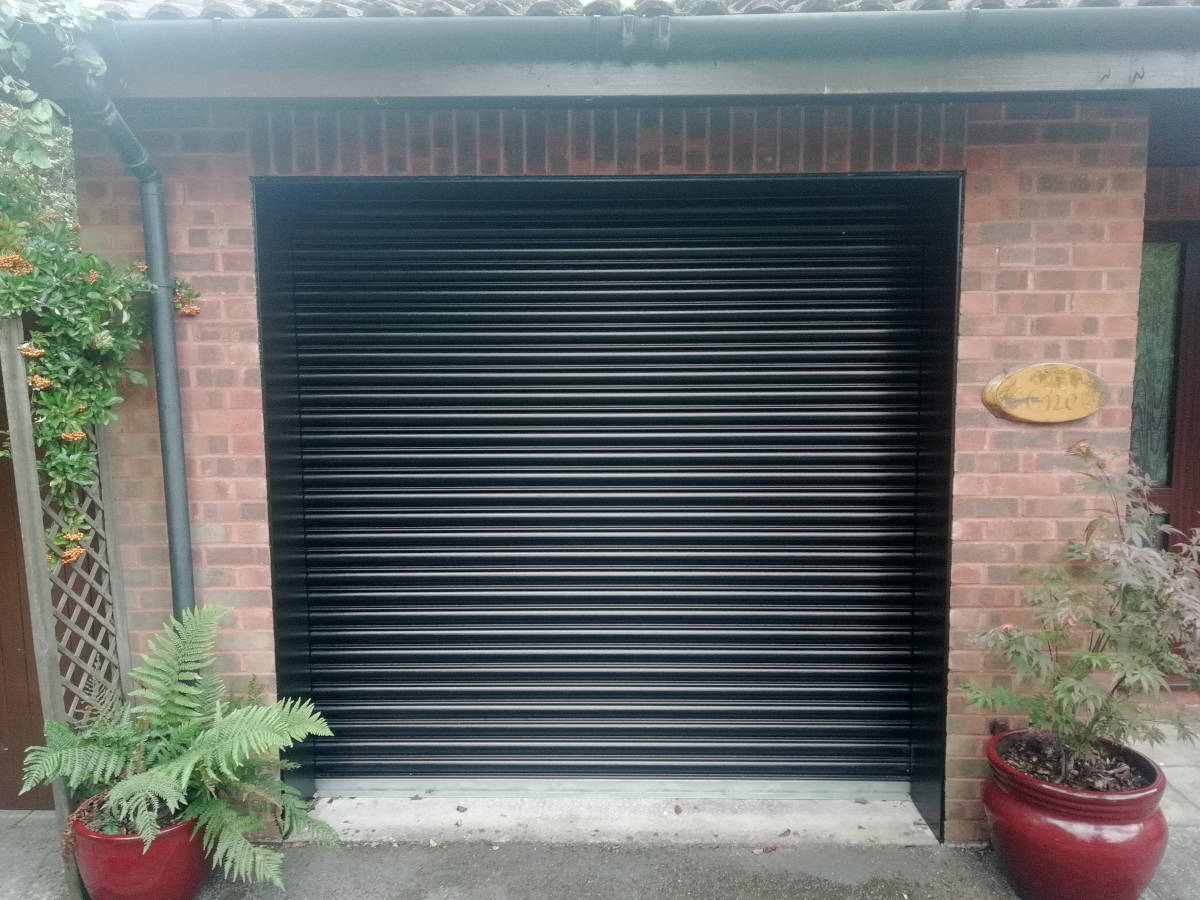 Image of High Security Steel Roller Garage Doors Offer