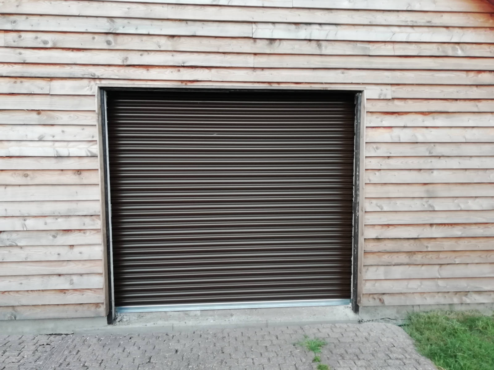Image of Two doors for local butchery in Caldicot