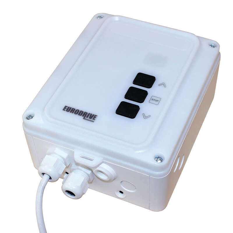 Image of Garage Door Components Control Box