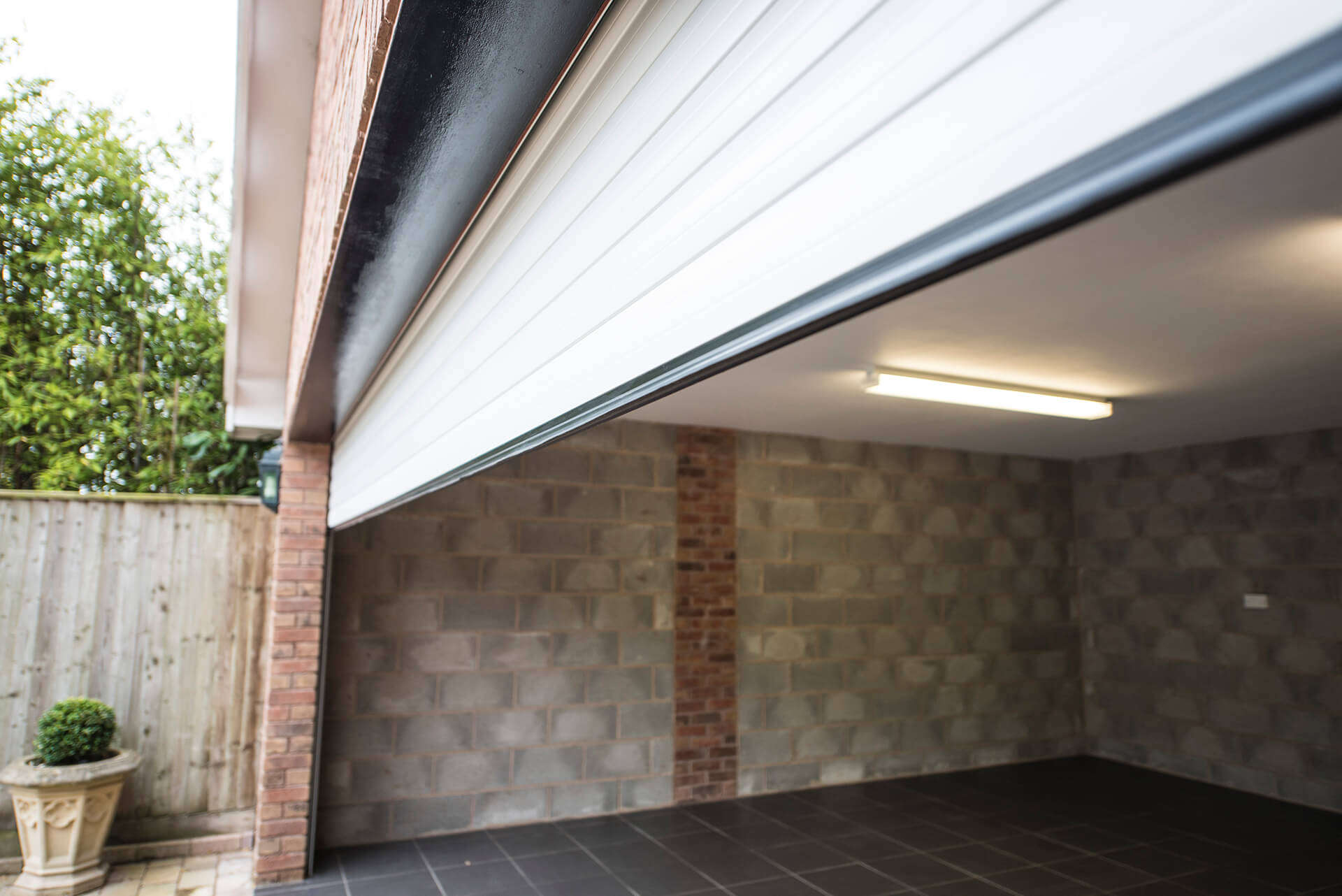 Image of Garage Door Installation Light Control