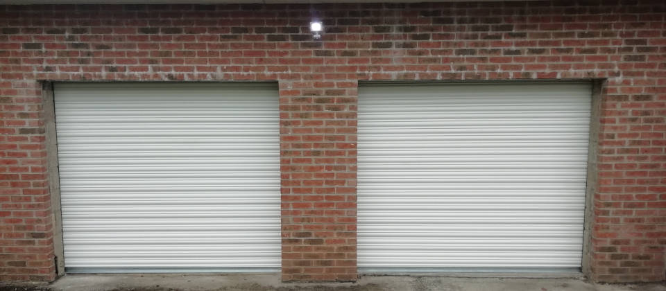 Image of This customer liked our security garage roller doors, they bought two