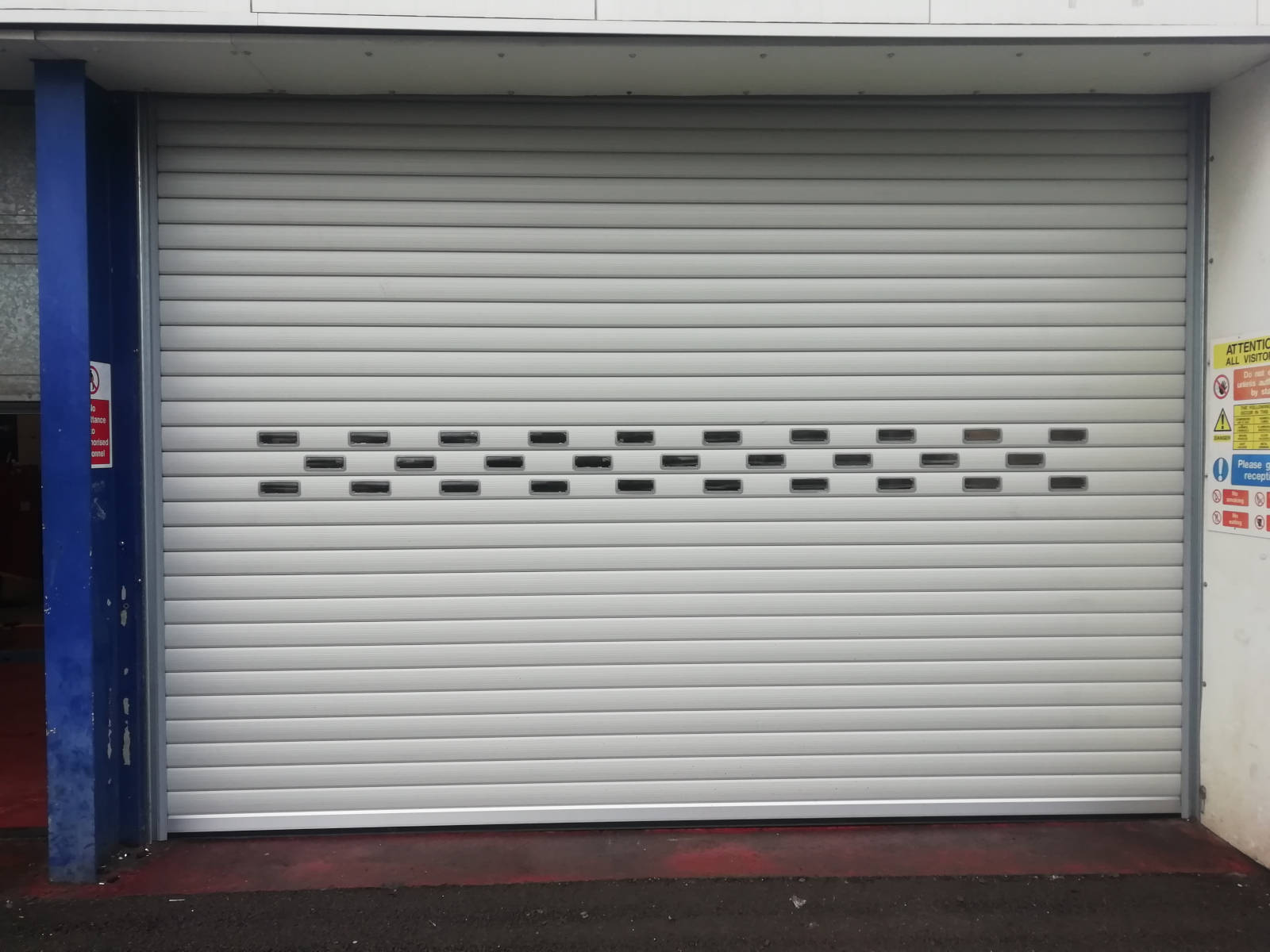 Image of Insulated Workshop Doors for a Garage in Bristol