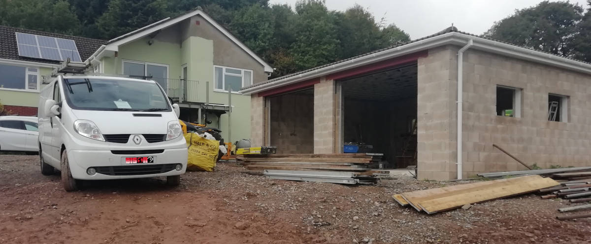 Image of New Build in Brockweir